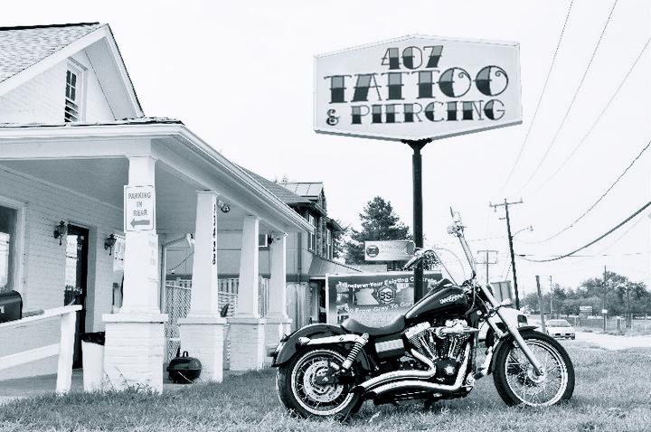 407 tattoo paul loh for Tattoo shops in northern va